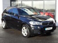 2014 BMW X5 3.0 40d M Sport xDrive (s/s) 5dr