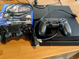 PS4, 500GB