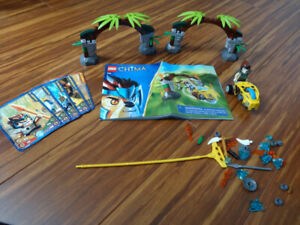 Lego Chima #70104 Jungle Gates