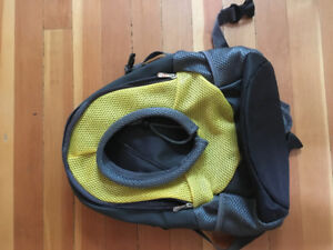 Pet Backpack/Carrier/Bag (Small)