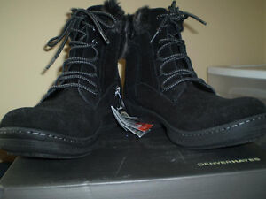 Womens Denver Hayes Leather Boots Brand new