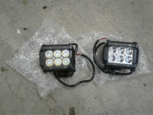 pair new 4 inch LED lights
