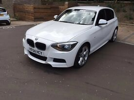 BMW 1-Series Msport