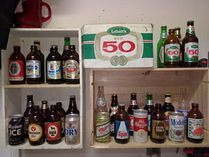 Large collection of beer bottles, cans and stubbies St. John's Newfoundland image 2