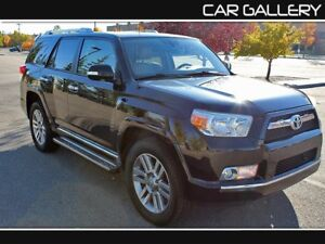 2010 Toyota 4Runner LIMITED 7 Pass w/Leather, BackUp Cam, Sunroo
