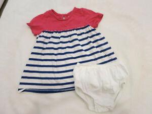 Summer Dress with Panties (Girl 12 -18 months)