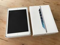 iPad Air 16gb White WiFi New Condition