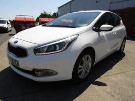 Kia Cee'd 1.4 CRDi 90 BHP 5 DOOR HATCH