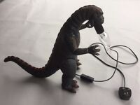 Rare Dinosaur table desk lamp/night light children's bedroom