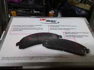 NEW OE SPEC VW Jetta 2006 brake pads (only passenger and rears) West Island Greater Montréal image 4