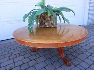 Antique Round Coffee Table