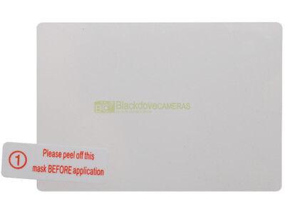 """Protezione display LCD adesiva universale da 3 pollici. Vetro ottico. 3"""""""