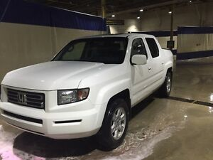 2007 Honda Ridgeline EX-L - only owner, no accidents