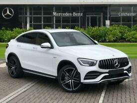 image for 2021 Mercedes-Benz GLC COUPE GLC 43 4Matic Premium plus 5dr TCT Auto Estate Petr