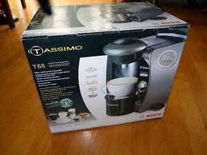 Cafetière Tassimo T65 pour pièces.