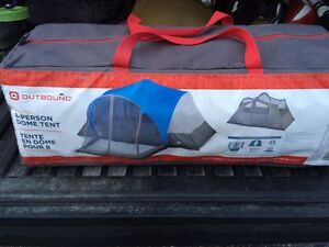 Brand new 8 person tent