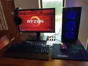 Gaming Desktop New Ryzen