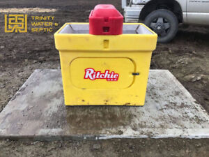 Stock Waterer & Hydrant - Install, Service & Repair