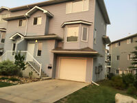 Beautiful 2BHK Townhouse for Rent Available- Timberlea
