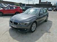 2017 67 BMW 3 SERIES 2.0 330E SE 4D 181 BHP+2 KEYS+1 OWNER NEW+FSH+ALLOYS+GREY+