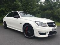 2011 Mercedes-Benz C Class 6.3 C63 AMG Edition 125 7G-Tronic 4dr