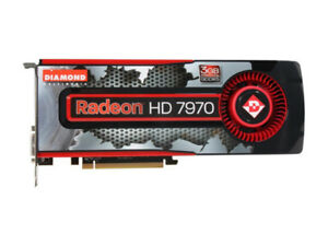 Diamond Radeon HD7970 - 3GB