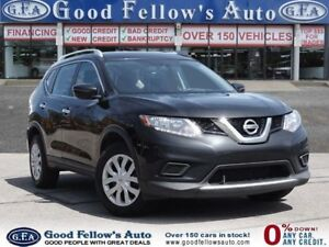 2016 Nissan Rogue S MODEL, AWD, REARVIEW CAMERA, 4CYL 2.5 LITER