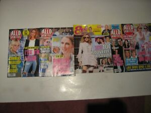 revues  Celine Dion Monroe Justin Bieber Mai Hallyday Bourgeois