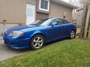 2005 Hyundai Tiburon SE Coupe. Cambridge Kitchener Area image 5