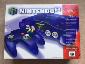 Grape n64 and games