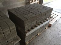 Brick Pavers Interlock grey 8x4x2 patio landscaping stone