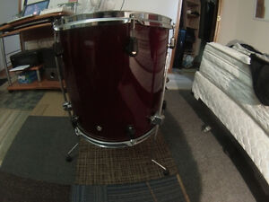 "Yamaha Stage Custom Advantage Nouveau 14"" Floor Tom"