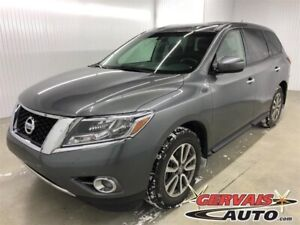 Nissan Pathfinder S 4WD AWD 7 Passagers MAGS 2015