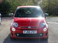 2016 Fiat 500 1.2 S 3dr Hatchback Petrol Manual