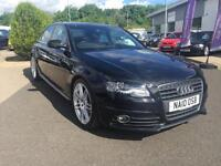 2010 Audi A4 2.0TDI ( 143ps ) Special Edn S Line 4Dr Saloon