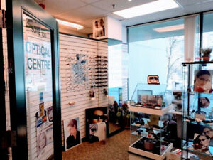 Optical Business for SALE