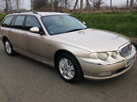 Rover 75 Tourer 1.8T Club SE
