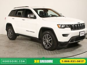 2017 Jeep Grand Cherokee Limited 4 WD CUIR TOIT