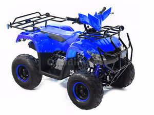 Youth ATV with Reverse Utility Style