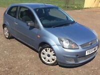 FORD FIESTA 2006 MODEL ZETEC 79,000 MILES LADY OWNER LW MILLAGE DRIVES PERFECT FIAT RENAULT KIA SEAT