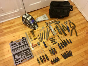 Outillages kit / Tools kit