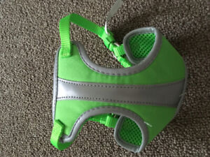 Lime Green Cat Harness