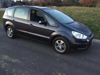 2007 FORD S MAX 1.8 TDCi Zetec 5dr 6 speed