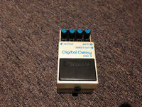 Boss DD-3 Made In Japan en excellente condition