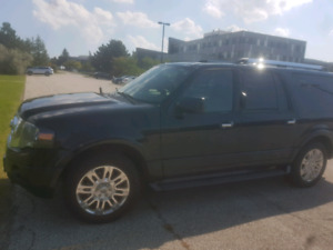2014 ford expedition x airport limo good condition
