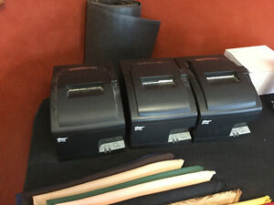 Star SP700 receipt printers