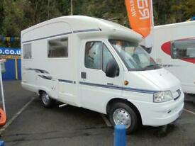 2003 03 AUTO-SLEEPER NUEVO EK 2 BERTH IN WHITE # SORRY NOW SOLD NOW SOLD #