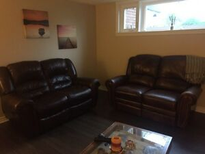 2 lazy boy sofa recliners London Ontario image 1