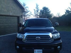 2008 Toyota Tundra Limited Pickup Truck - New Condition