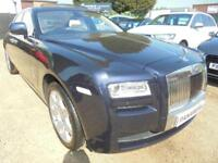ROLLS-ROYCE GHOST 6.6 V12 4DR AUTO 564 BHP FINANCE WITH NO DEPOSIT